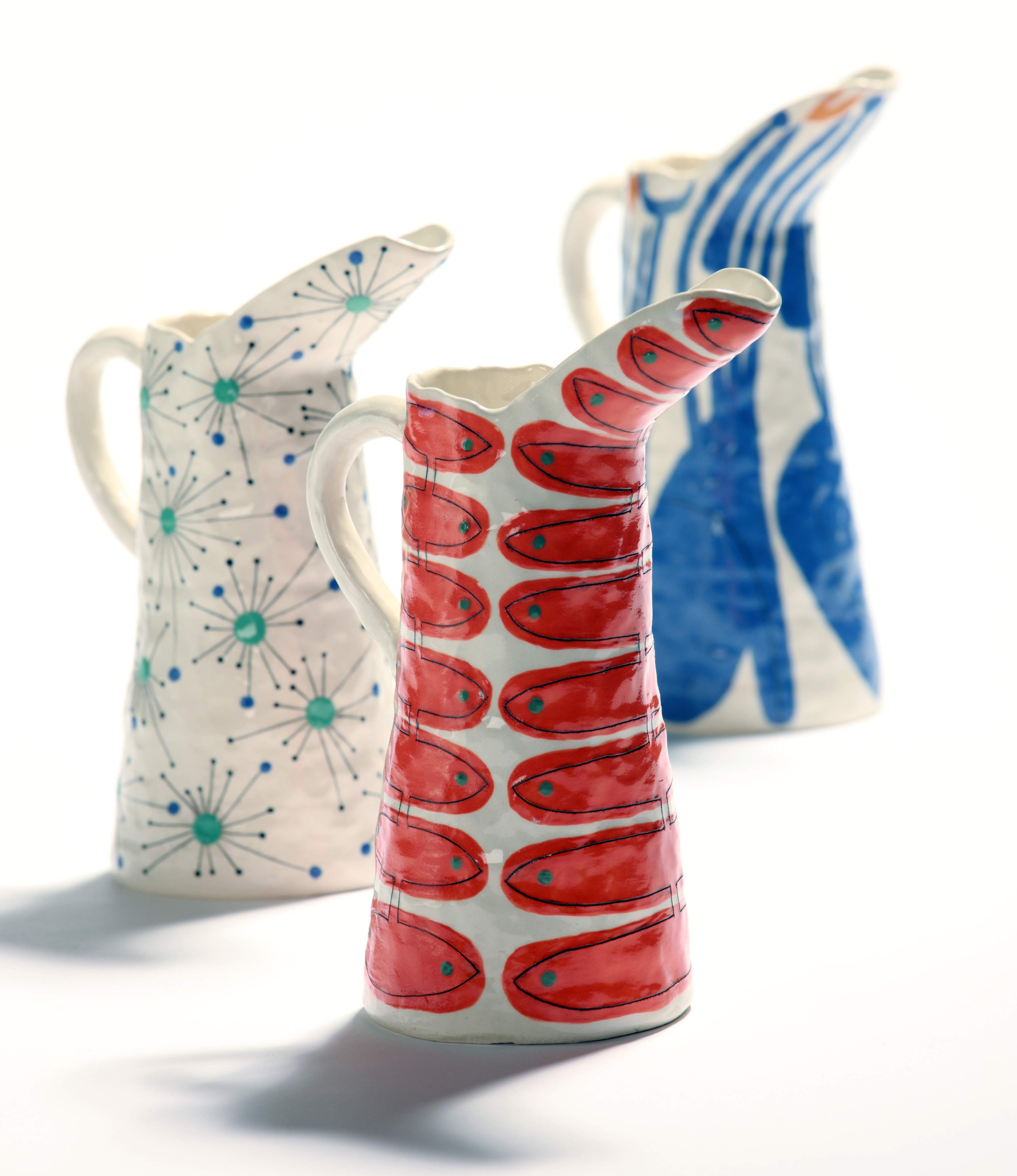 Andrew Ludick,Coil Built Pitchers low res SQUARER