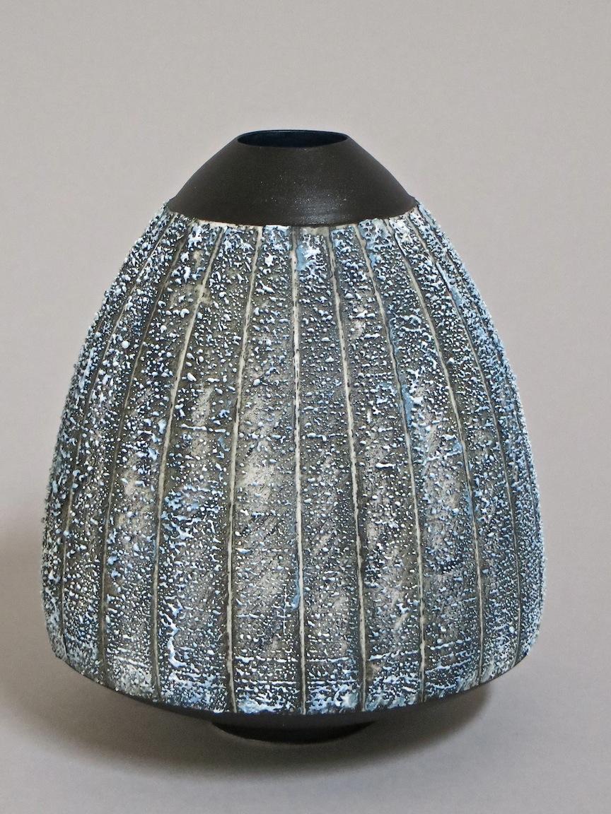 Grainne Watts, Accretion series blue grey, 17 x 13cm, EUR 340 SOLD
