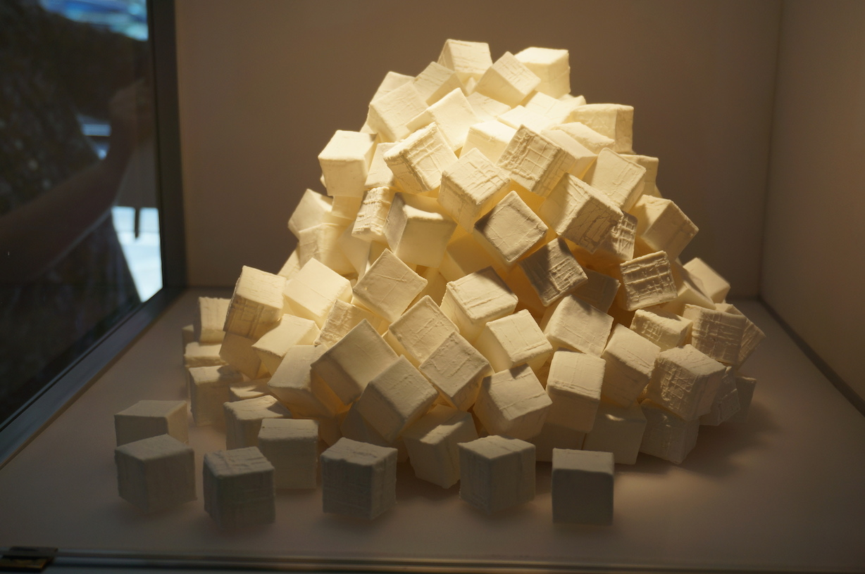 Jennifer Hickey, Untitled Thoughts (cubes), porcelain, EUR 3200