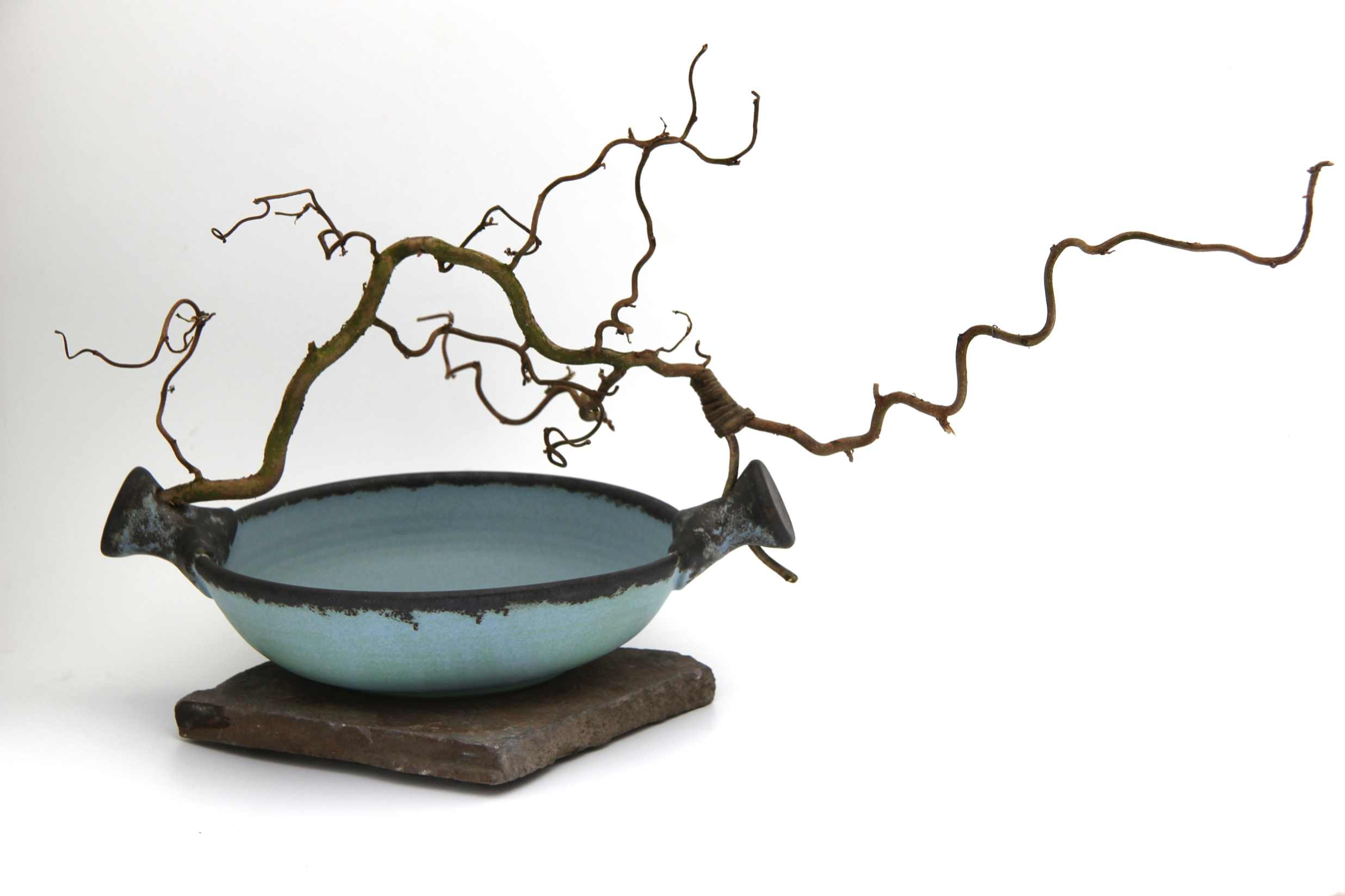 Magda_Bethani, Bowl with Twisted Branch, EUR 375, SOLD