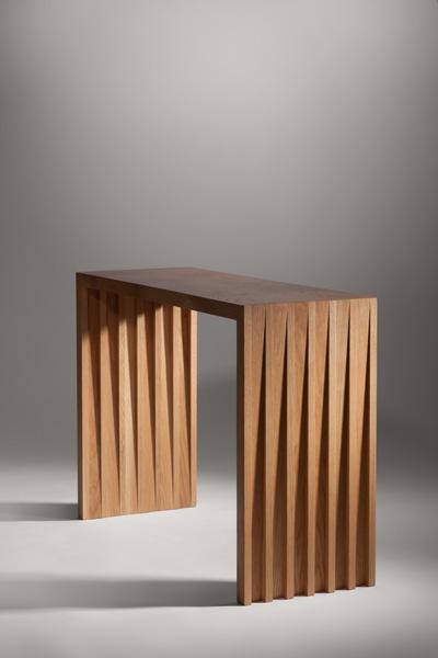 Cillian Ó Suilleabháin / COS Furniture, Transformer Console, Oak, 104 X 75  X 38cm, U20ac2400
