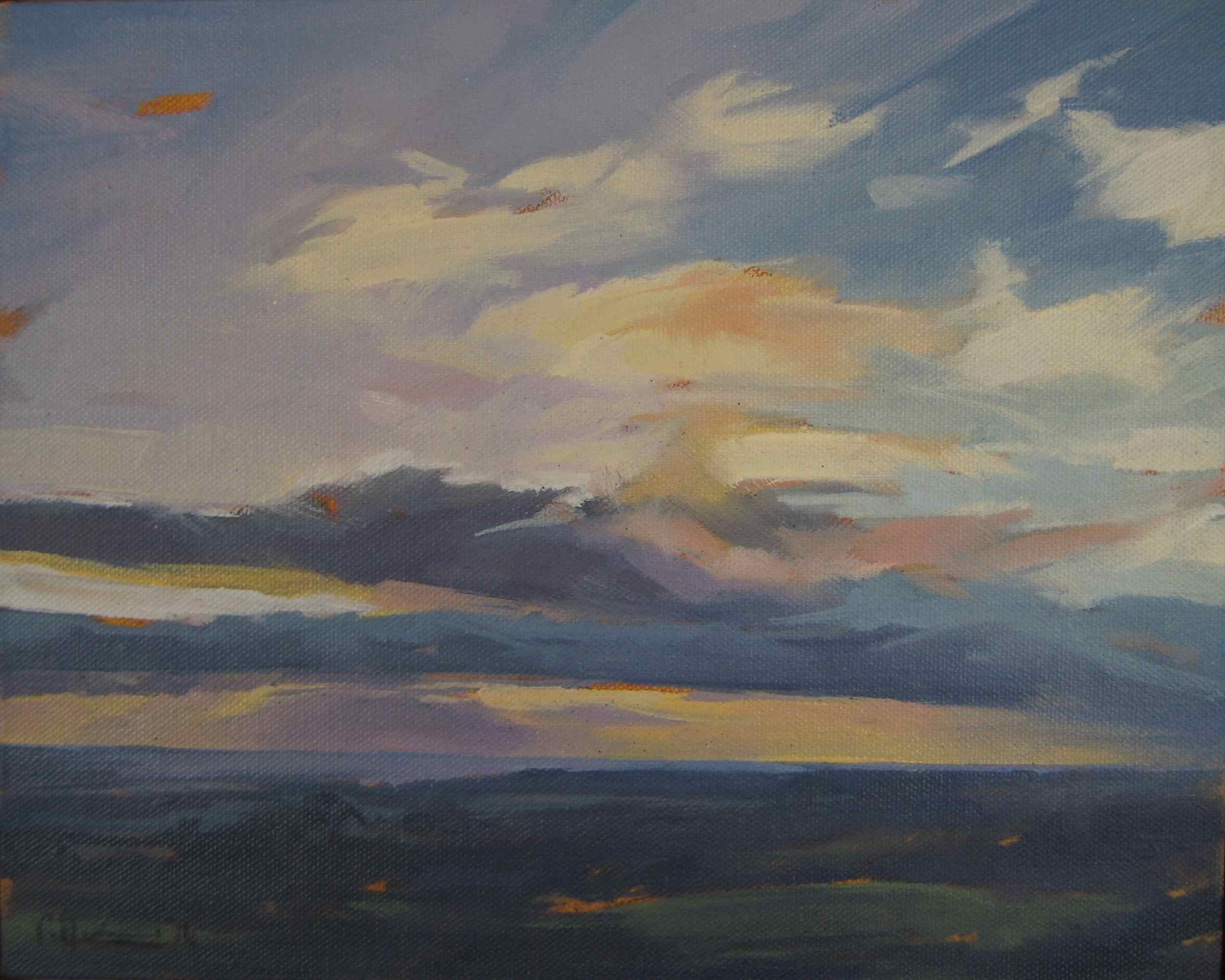 Tracey Quinn, Study Belshaws #2 20 x 25cm