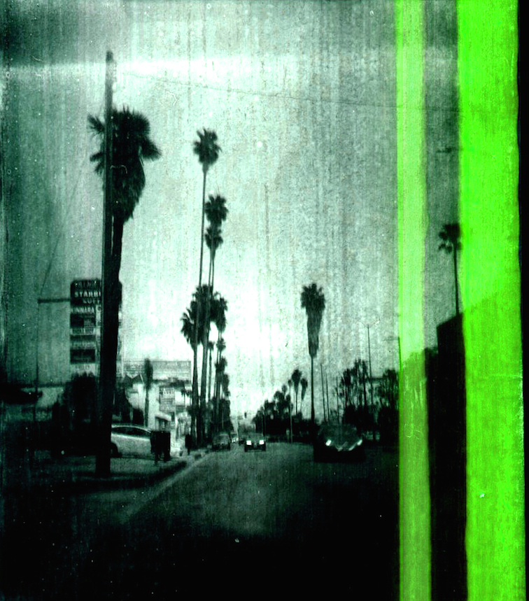 Joby Hickey, L.A Strip, L.A Gem, print on Hahnemühle Photo Rag paper, edition of 10, 70 x 70 cm