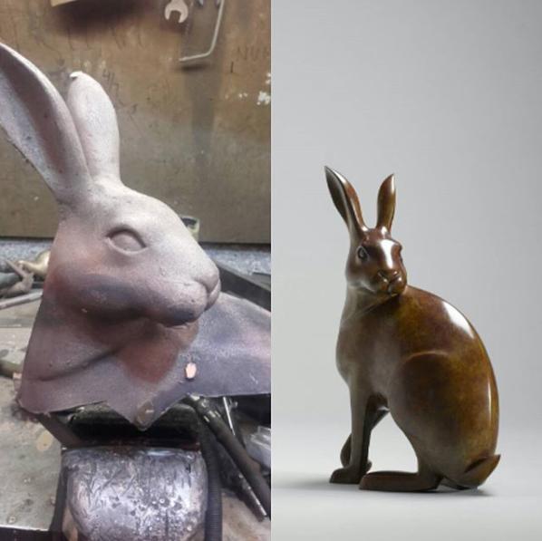 Killeen Selfless Hare process